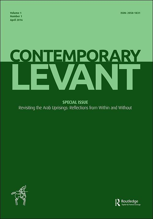 Contemporary Levant