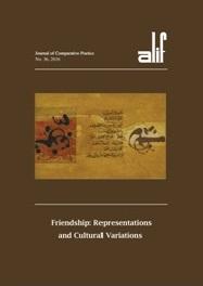 Alif: Journal of Comparative Poetics