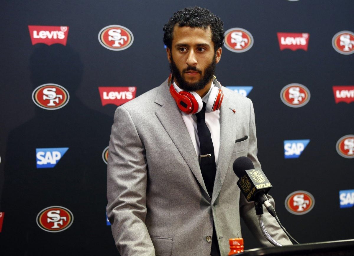 Why Colin Kaepernick was right not to stand for the national anthem