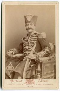 Naser ud-Din- Shah