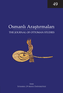 The Journal of Ottoman Studies