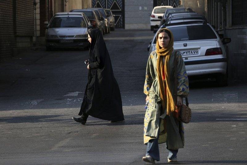 Chador In, Hijab Out: Iran VP's Wardrobe Draws Criticism