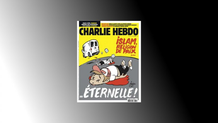 French satirical magazine Charlie Hebdo courts more controversy with new cartoon on Islam