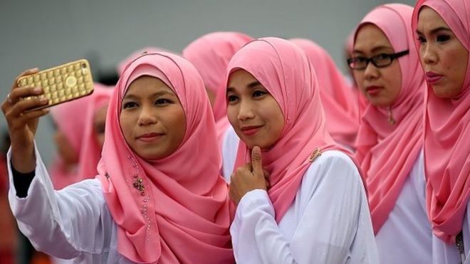 The Online Abuse Hurled at Malaysia's Muslim Women