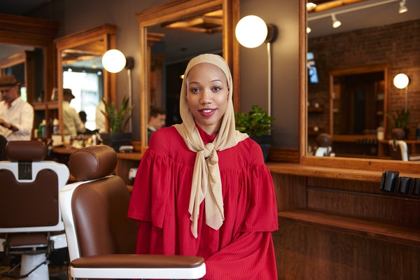 Muslim woman from Utah represents her religion on 'Project Runway