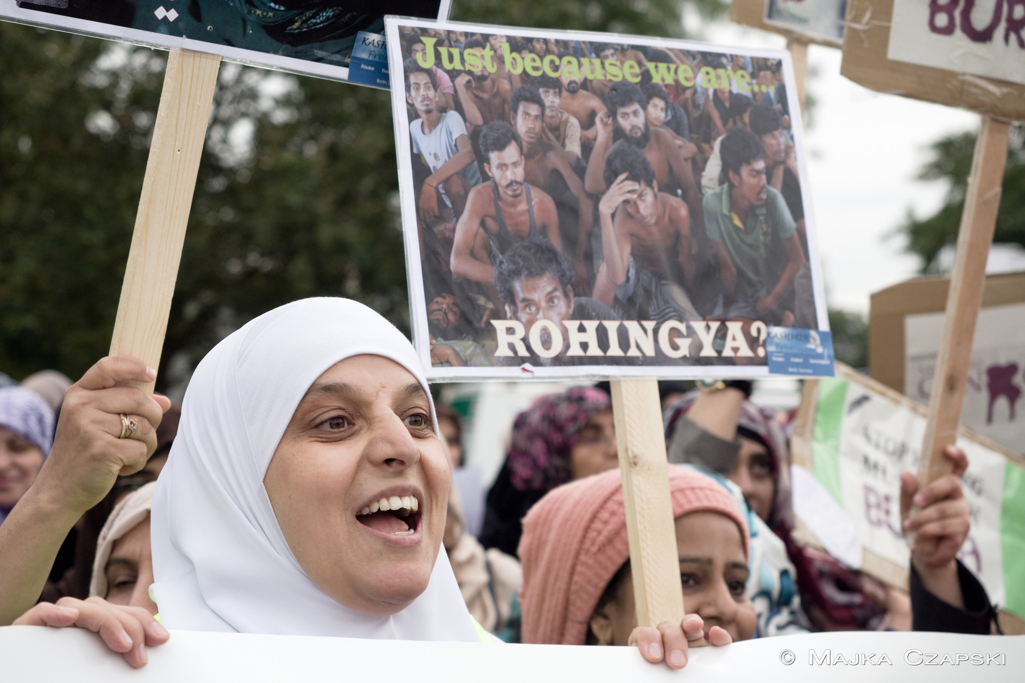Don't Blame the Media for Silence on the Rohingya