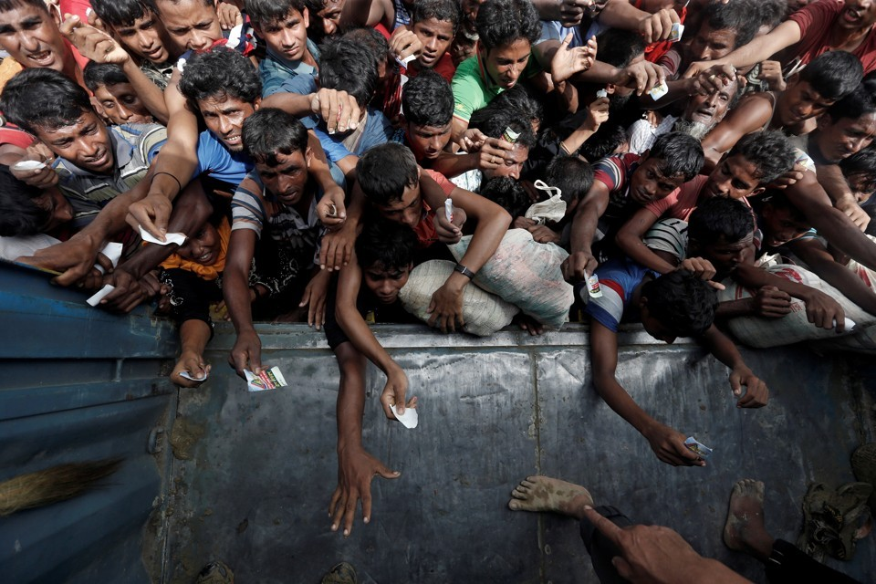 The Misunderstood Roots of Burma's Rohingya Crisis