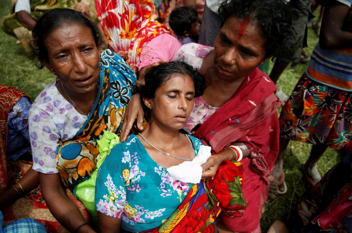 Slaughtered Hindus a testament to brutality of Myanmar's conflict