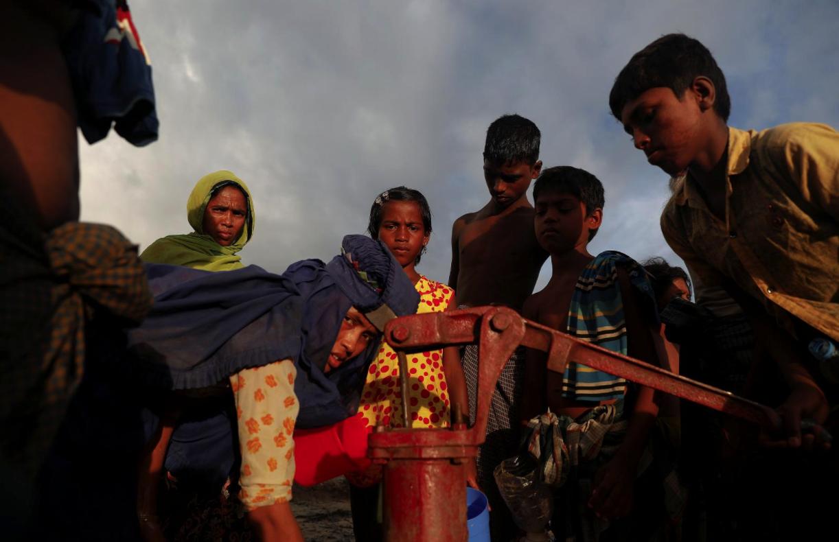 U.N. Fears 'Further Exodus' of Muslim Rohingya from Myanmar