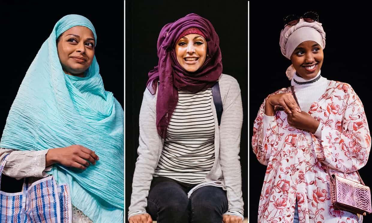 Hijabi Monologues: Dating, the Weather and Islamophobia in Frank, Funny Tales