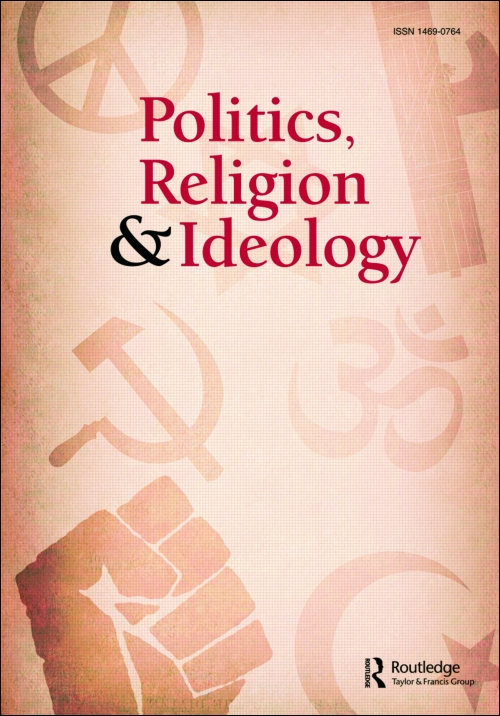 Politics, Religion and Ideology