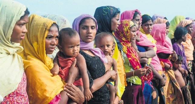Myanmar Imposes Apartheid on Rohingya Muslims, Rights Body Says