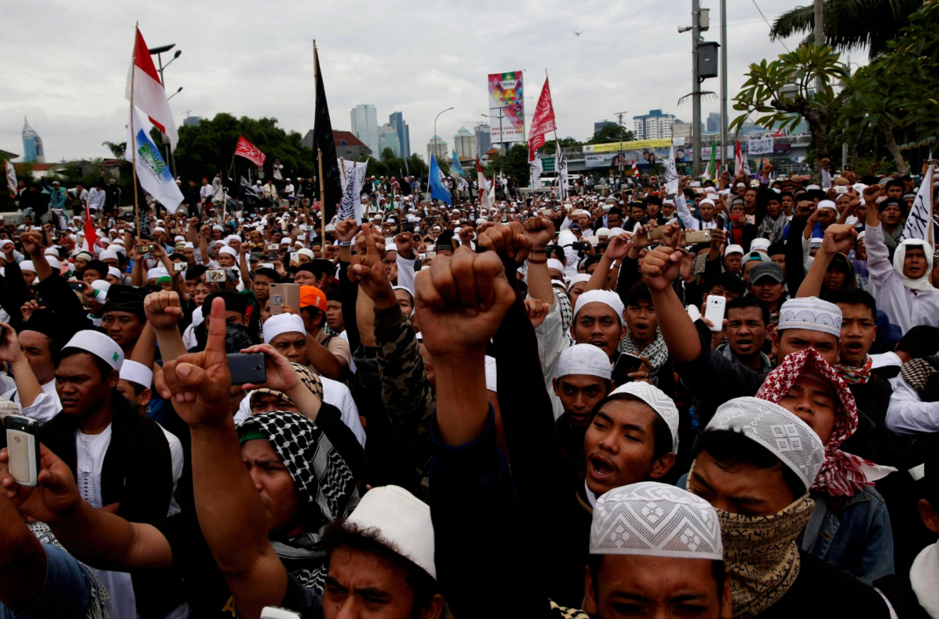 One in Five Indonesian Students Support Islamic Caliphate: Survey