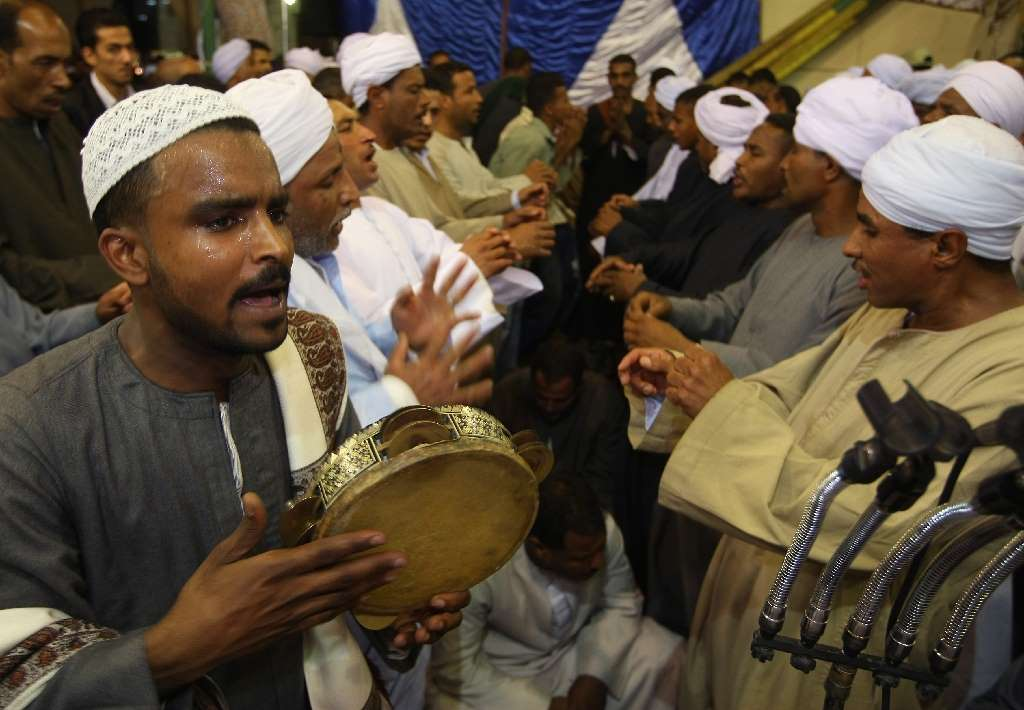 Who are the Sufis Associated with the Mosque Attacked in Egypt?