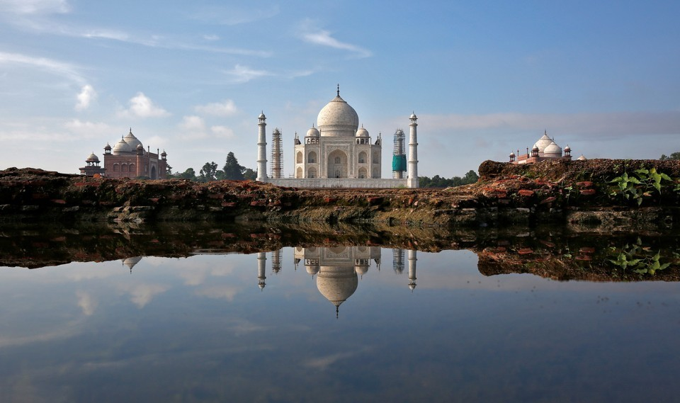 How Hindu Nationalists Politicized the Taj Mahal