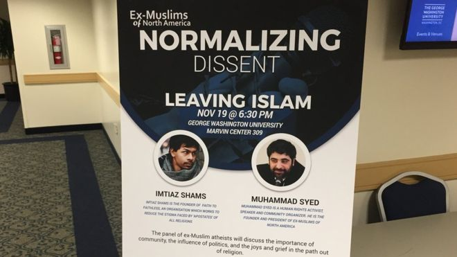They Left Islam and Now Tour the US to Talk About It