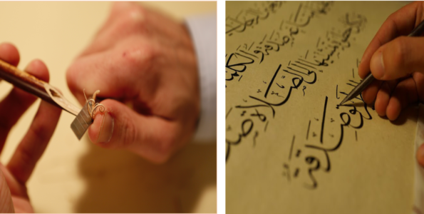 The Art Of Islamic Calligraphy Rituals And Traditional Art Maydan