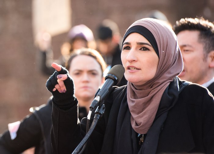 Linda Sarsour: Trump's Anti-Muslim Rhetoric Helps Unite America Against Him