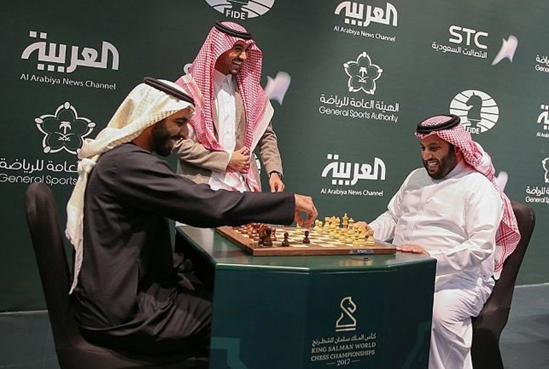 Saudi Arabia Hosts World Chess Games, Testing Reform Limits