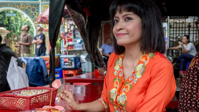 Jakarta Author Seeks A Lighter Side of Islam