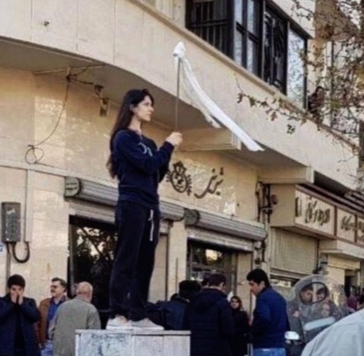 More Women Are Protesting Hijab In Iran. This Time, The World Is Listening.