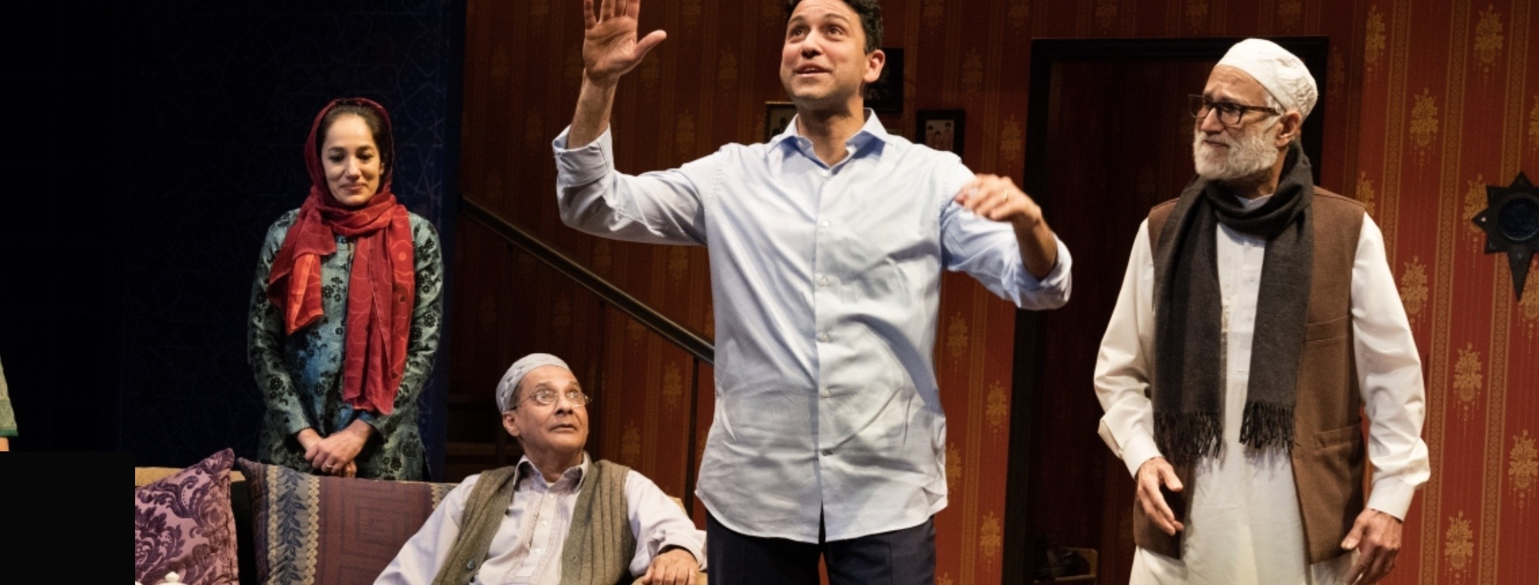 """An Ordinary Muslim"" And The Cliches of Culture Clash on Stage"