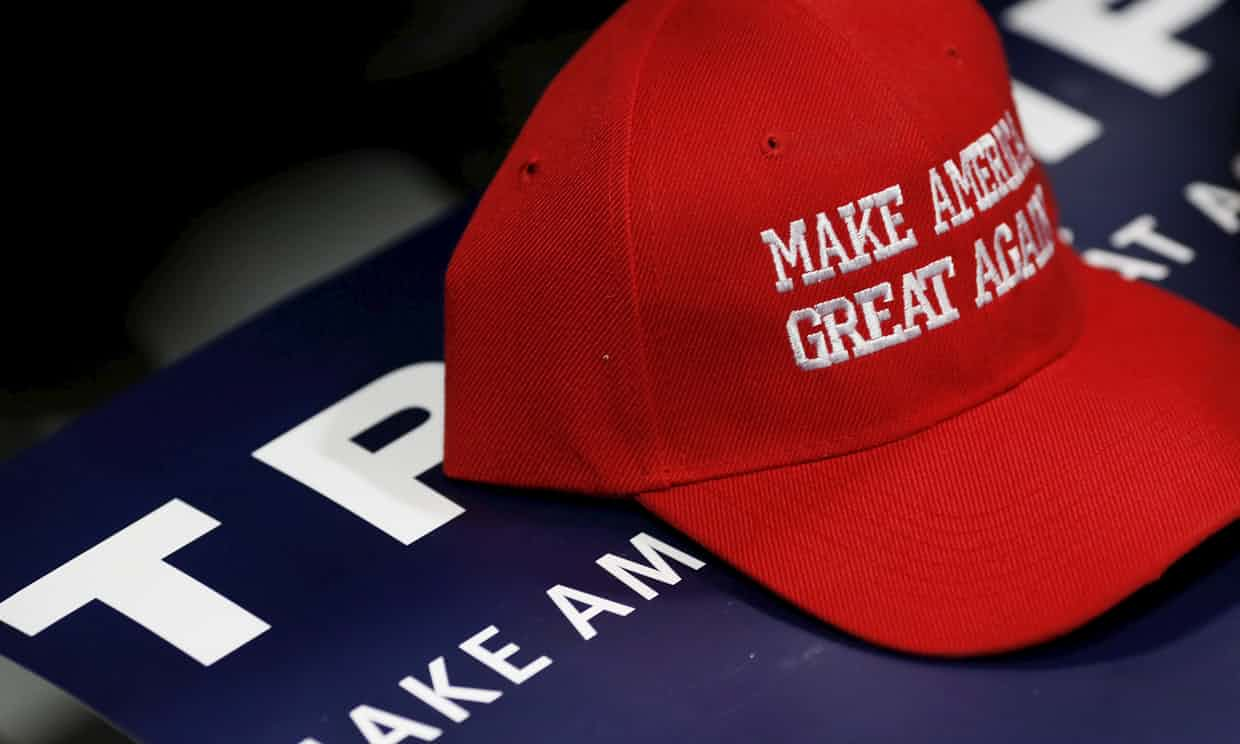 'Are You Concerned by Sharia Law?': Trump Canvasses Supporters For 2020