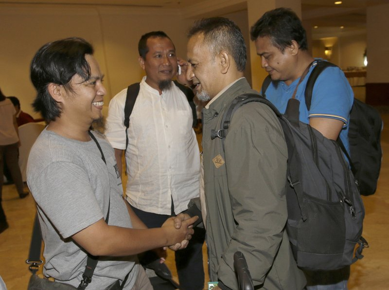 Indonesia Brings Convicted Militants And Victims Together