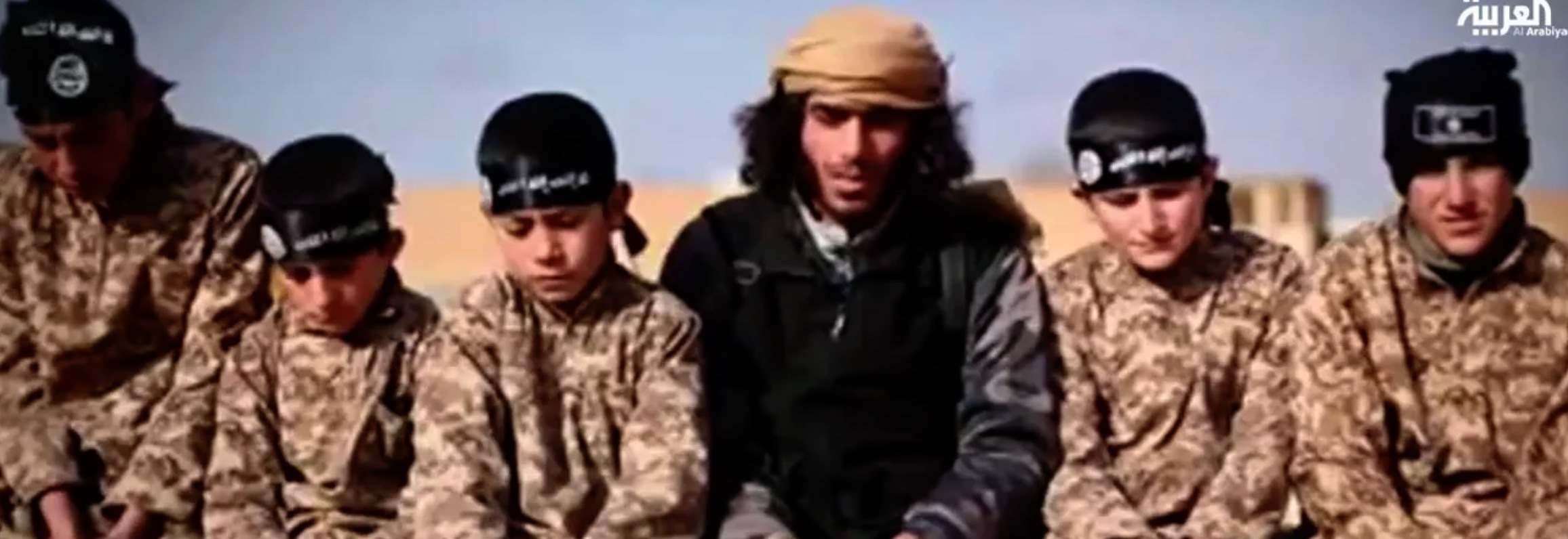 Islamic State Schooled Children As Soldiers – How Can Their 'education' Be Undone?