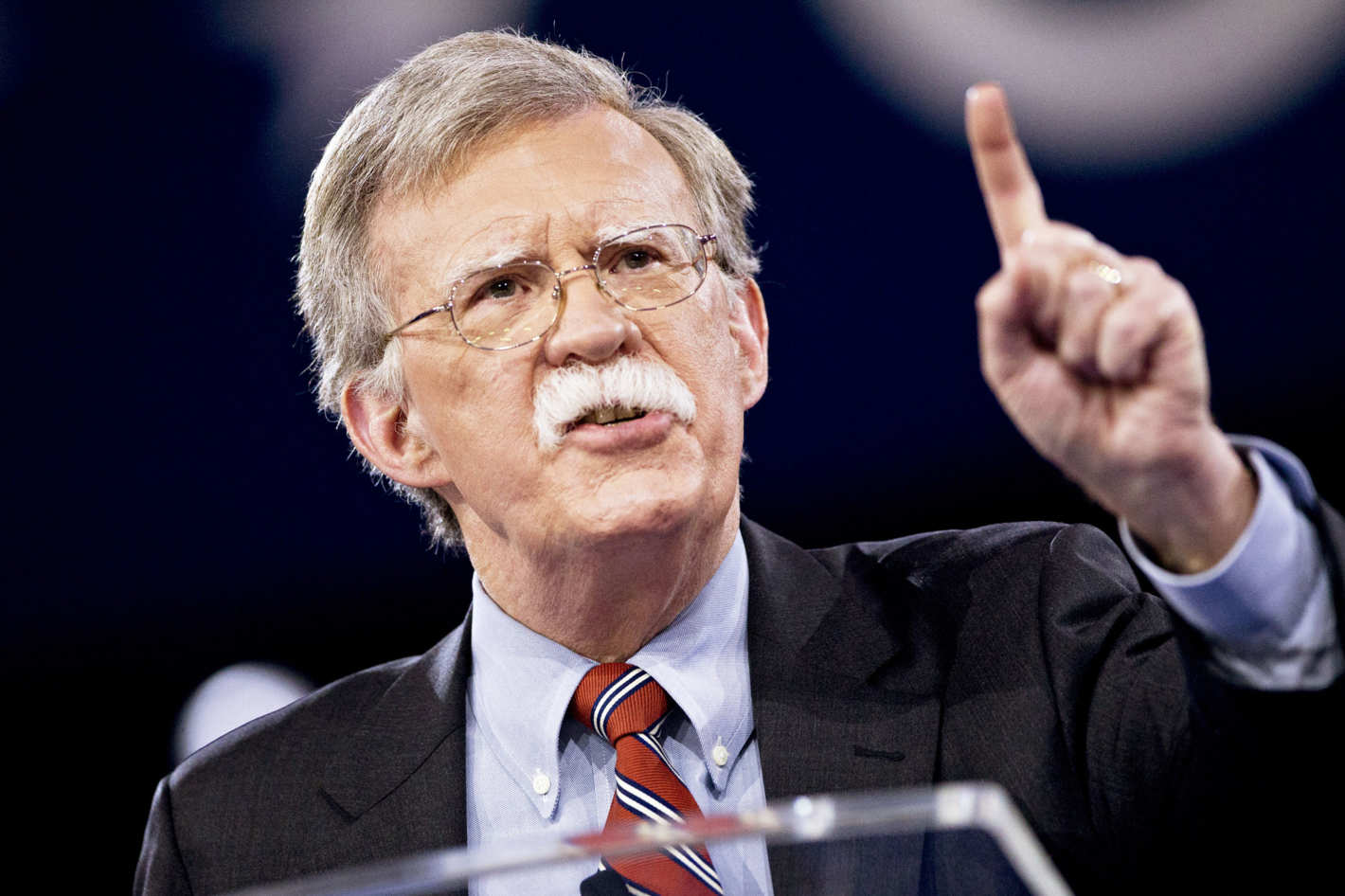 John Bolton and the Anti-Muslim Bigotry of Mainstream Conservatism
