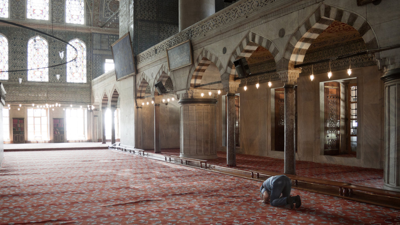 Mosques Consider Sanctuary For Immigrants