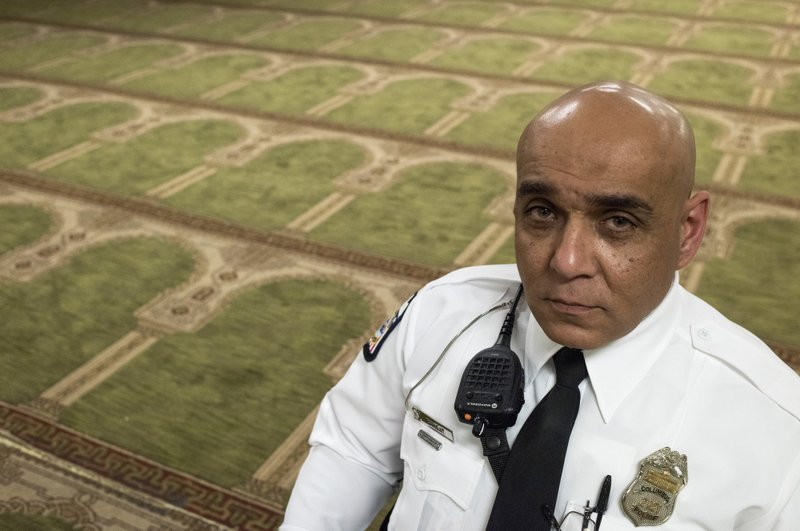 Muslim Officer Works With Immigrants In Ohio Capital City