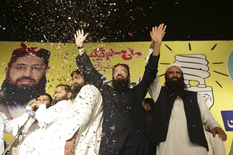 Pakistani Court Allows Islamist Party To Enter Elections