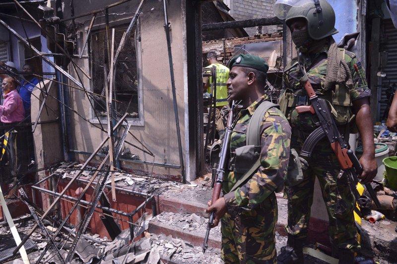 Sri Lanka Declares Emergency Amid Anti-Muslim Violence