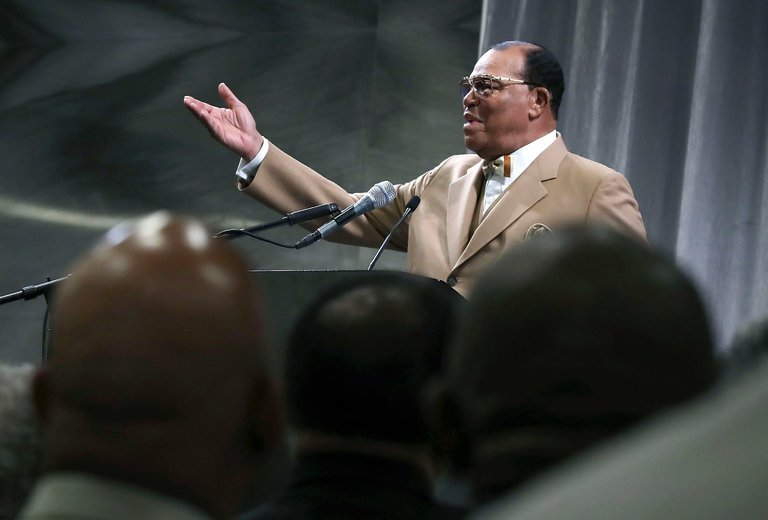 Why Is Louis Farrakhan Back in the News?