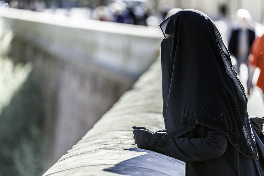 Women Should Be Allowed To Wear The Niqab In Court – Here's Why