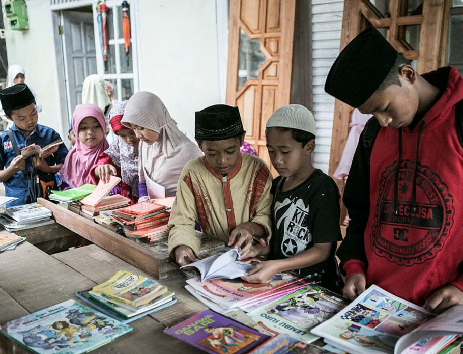 Indonesia: Indonesia's Islamic Books Have Potential To Be Sold In int'l Market, Says Culture Director-General