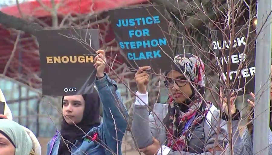 'Justice4Stephon' Rally Held In Baltimore