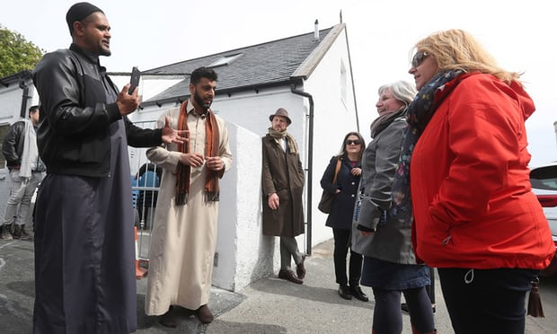 First Mosque Opens on Outer Hebrides in Time for Ramadan