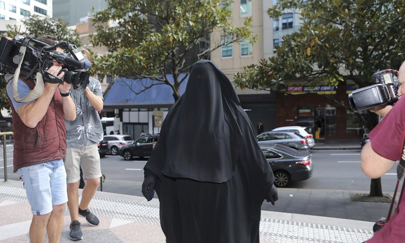 Australian Court Convicts Muslim Woman For Failing To Stand