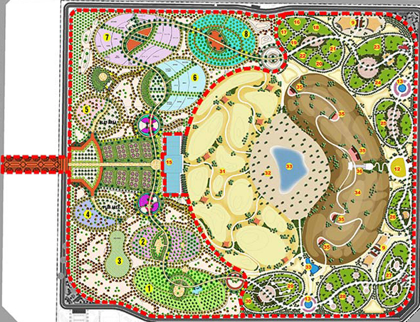 Dubai To Open 'Quran Park' Showcasing Miracles of Islam