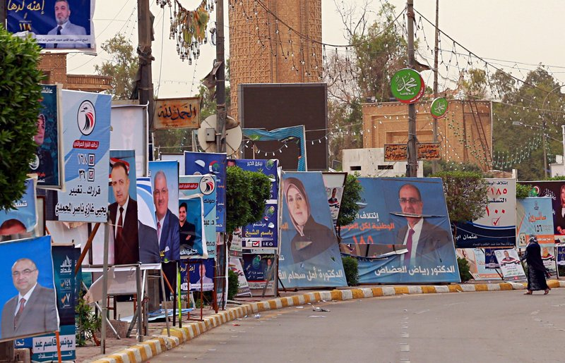 Iraq's Sunnis Wary But Hopeful About Upcoming Election
