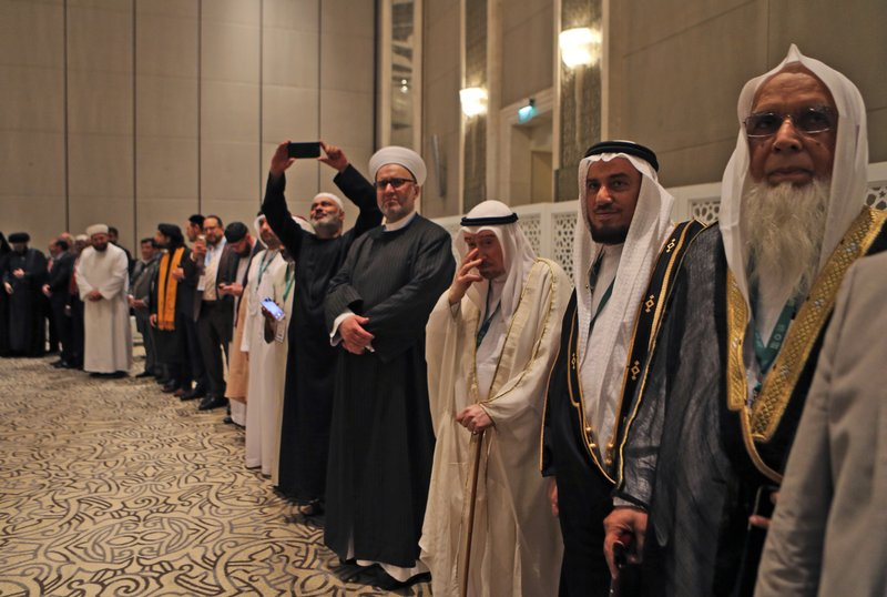 Muslim Minority Communities Meet In UAE To Talk Challenges