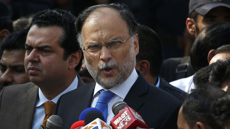 Shooter of Pakistan's Ahsan Iqbal Linked To Tehreek-e-Labbaik