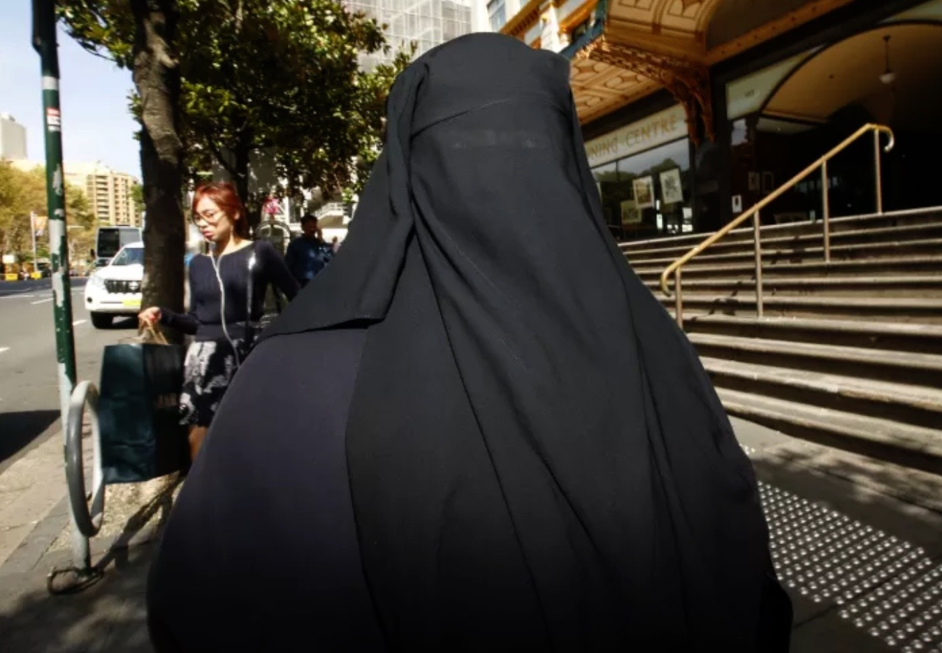 This Muslim Woman Was Barred From Testifying In Court With Her Niqab On. Now She's Appealing Her Court Loss.