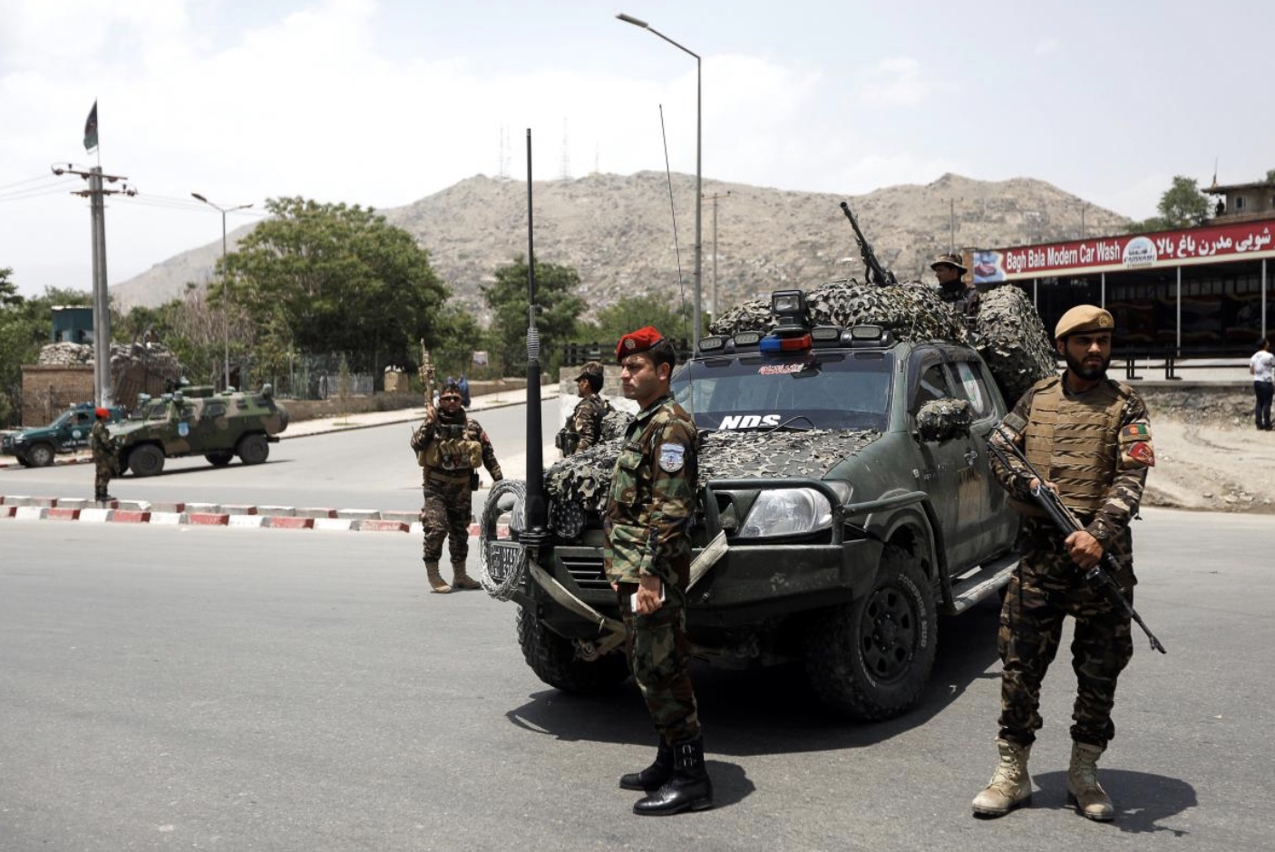 Suicide Bomber Kills 14 After Afghan Clerics Outlaw Suicide Bombings