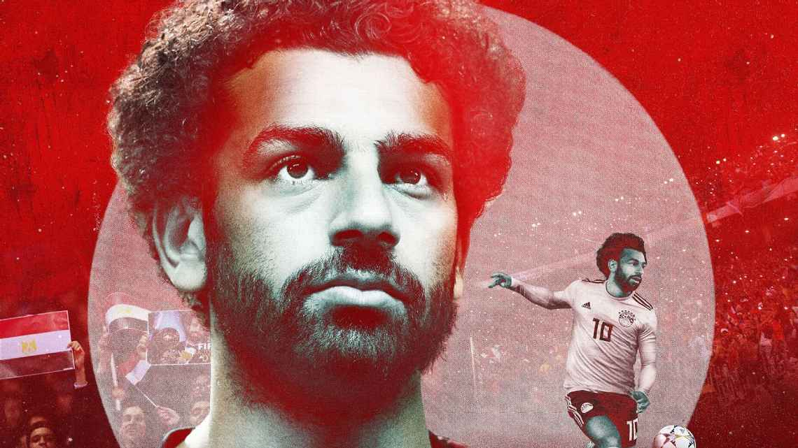 The Joy and Agony (Boo, Sergio Ramos!) of Rooting for Egypt's Mohamed Salah