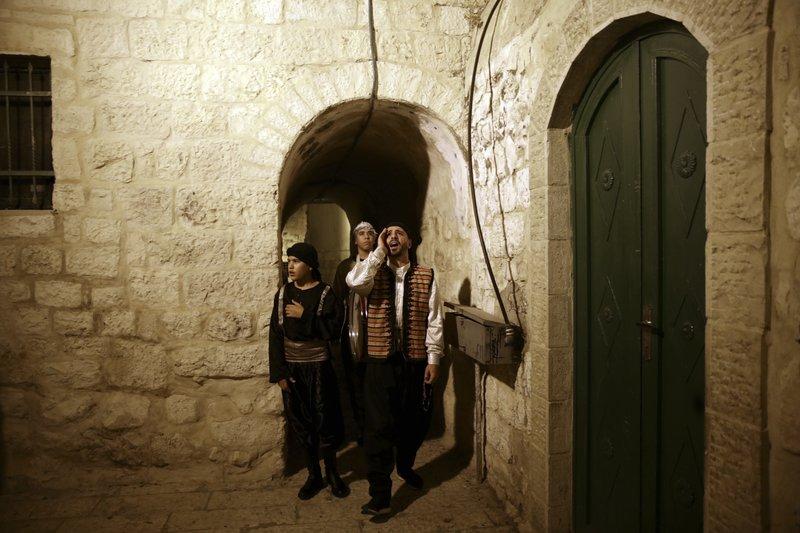 Ramadan Public Wakers Face Arrest, Fines in Jerusalem