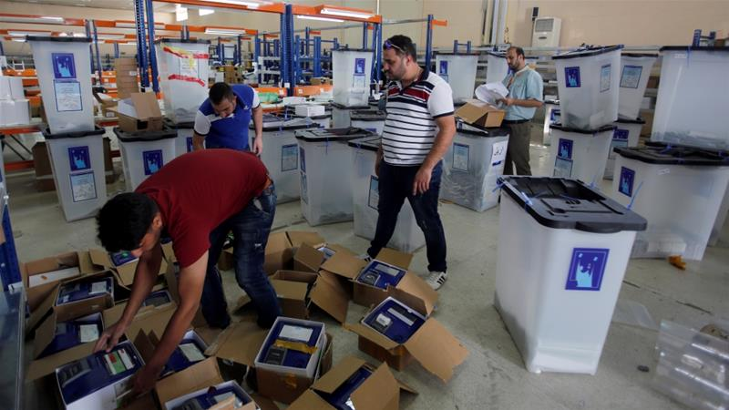 Iraq Orders Recount of All 11 Million Votes from May 12 Election