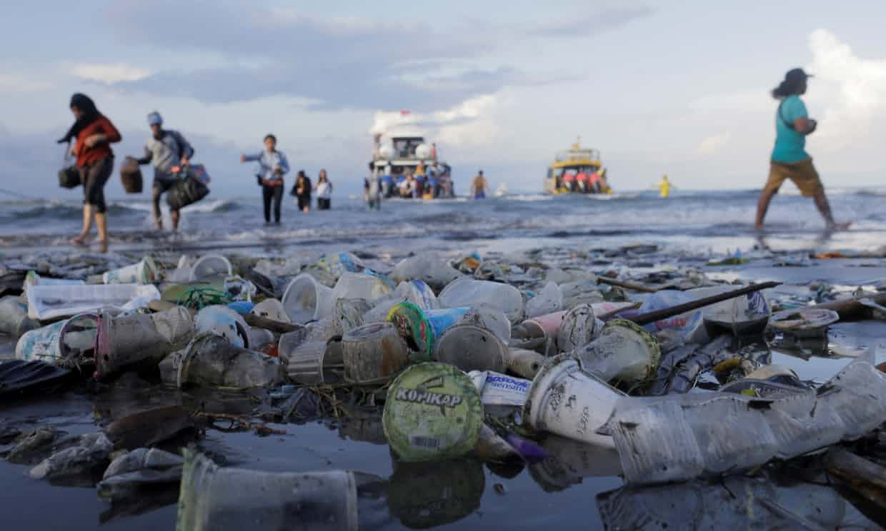 Preaching Against Plastic: Indonesia's Religious Leaders Join Fight to Cut Waste